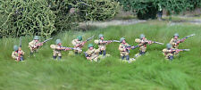 28mm WW2 Russian Soviet  Rifle Squad03(10 figures). Bolt Action Chain of Command