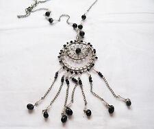 Collier Baroque en perles de Cristal Venitiennes