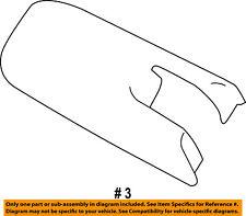 CHRYSLER OEM Wiper Washer-Lift Gate-Wiper Arm Cover 68077939AA