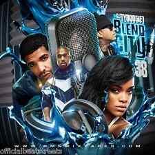Blend City 38 DJ Ty Boogie Remixes (Mix CD) Rap Hip Hop Official Mixtape