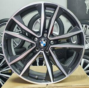 19 Zoll ALUFELGEN  STYLING M715 ORIGINAL BMW  X1 F48 X2 F39 Styling 715  Neu
