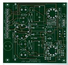 OTL Headfone Ampflifer mit der 6AS7G o.ä. Röhren - Leiterplatte
