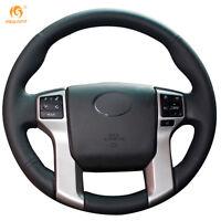 Steering wheel Cover for Toyota Land Cruiser Prado Tundra Tacoma 4Runner #0401