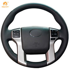 Steering wheel Cover for Toyota Land Cruiser Prado Tundra Tacoma 4Runner #FT01