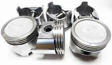 Aluminum Alloy Piston Set Perfect Circle 1972-77 AMC International L6 4.2L 258ci