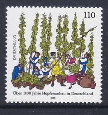 Germany 2008 MNH 1998 German Cultivation of Hops Issue Very Fine