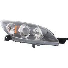 2004 - 2009 MAZDA 3 HATCHBACK HEAD LAMP LIGHT W/HID TYPE RIGHT PASSENGER SIDE