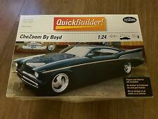 Testors 1/24 CheZoom By Boyd Custom Muscle Car Great Condition Very Rare