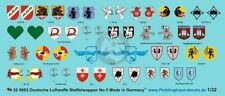 Peddinghaus 1/32 German Luftwaffe Staffel (Squadron) Markings WWII No.5 883