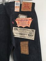 BNWT Levi's x Engineered Garments - 501 Denim Jeans - MADE IN USA - 32x36
