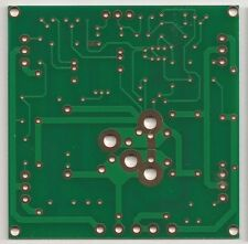 Class A 5W active current source SE MOSFET amplifier bare board F2 !!