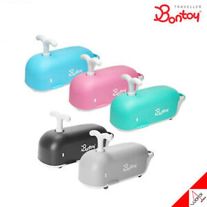 Bontoy FRIENDIMAL Whale Design Kids Carrier-Size Control /Ride On Car Play Toy