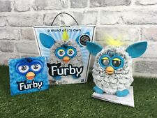 Hasbro Furby 2012 Toy Plush  Grey Tested With Original Box And Instructions 6+