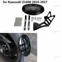 CNC Carbon Fiber Motorcycle Rear Fender Mudguard for Kawasaki Z1000 2010-17 SCL