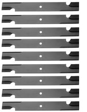 "9 Exmark 60"" Compatible Lawn Mower Blades for Lazer Z Turf Ranger"