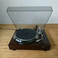 Denon DP-60M Direct Drive Record Player TESTED Good Condition (No needle) F/S