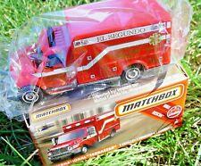 International Terrastar Ambulance.. MBX Rescue. 2019 41/100. GCH27. New in Box!