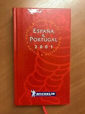 Guide Michelin Espana 2001