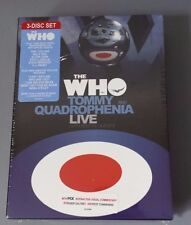 The Who - Tommy and Quadrophenia LIVE with Special Guests 3-Disc DVD Set