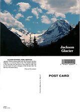 Vintage Postcard Jackson Glacier National Park Montana Unposted 1Z