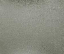 Clear Gray Marine Seating/Upholstery Vinyl like Naugahyde 5 Yds