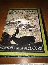 LXVIII CPTO DE ESPAÑA DE GALGOS EN CAMPO MONTERIA CAZA MAYOR DVD