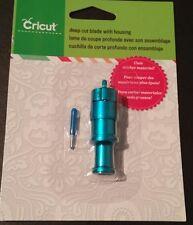 Cricut - Deep Cut Blade with housing - New!