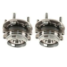Front Wheel Bearing & Hub Assembly x 2 O.E.M. NSK 68BWKH19 for Infiniti AWD