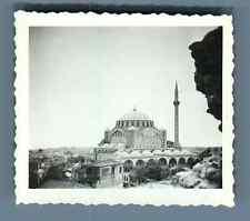 Turquie, Istanbul, Sainte Sophie  Vintage silver print. Vintage Turkey. Tira