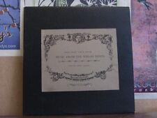 RHOS MALE CHOIR, MUSIC FROM WELSH MINES - LP WLP 416
