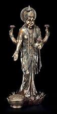 Durga personaje multicolor en cabalguen Tiger-hindú diosa Buda