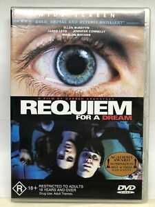 Requiem for a Dream - DVD - AusPost with Tracking