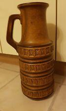 Keramik Boden-Vase ,West Germany, 60/70er Jahre, Höhe 45 cm