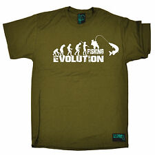 DW Fishing Evolution T-SHIRT Fish Gear Accessories Clothing Gift birthday funny