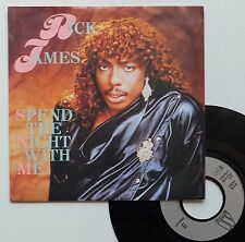 """SP Rick James  """"Spend the night with me"""""""