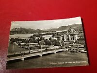 Luzern - Vintage Real Photo Postcard
