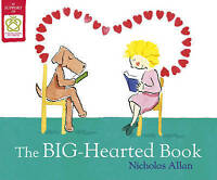 The Big-Hearted Book, Allan, Nicholas , Good | Fast Delivery