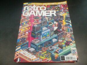 200TH ISSUE COLLECTORS EDITION RETOR GAMER * INCLUDING POSTER *