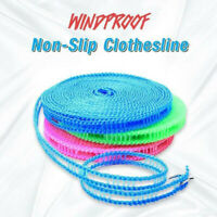 Nylon Hanging Rope Windproof Drying Rope Clothes Hangers Plastic Non-slip