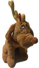 Dr. Seuss MAX Reindeer Dog Plush Grinch Stole Christmas Kohls Cares Brown Puppy