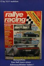 Rallye Racing 5/91 Lotec Audi S2 Carrera 4 Alpine 610