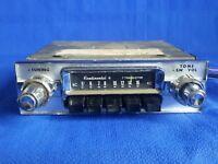 Rara CONTINENTAL Autoradio AM 6V-12V Vintage per auto d'epoca FUNZIONANTE !