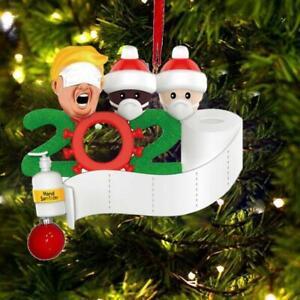 Weihnachtsbäume Hänge Ornamente Personalisierte Familien Ornamente Dekor DIY