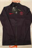 NIKE AUTHENTIC PARIS MENS FOOTBALL JACKET COAT NEW WITH TAGS XS