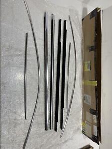 Bentley Door Window Frame Chrome Trim 36A853986A