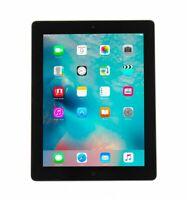 Apple iPad 2 16GB, Wi-Fi, 9.7in Black, RESET+UNLOCKED w/USB Cable