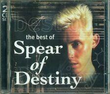 Spear Of Destiny - The Best Of 2X Cd Perfetti