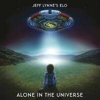 ELECTRIC LIGHT ORCHESTRA - JEFF LYNNE'S ELO-ALONE IN THE UNIVERSE  CD NEU