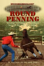 Clinton Anderson Round Penning Horsemanship Training Dvd set