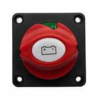 Removable Battery Isolator Marine Cut Off Power Kill Switch On/Off 12V/24V AU